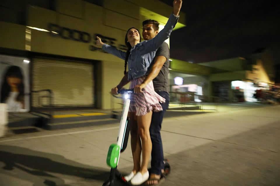 Philadelphia is putting the brakes on e-scooters. Getty Images