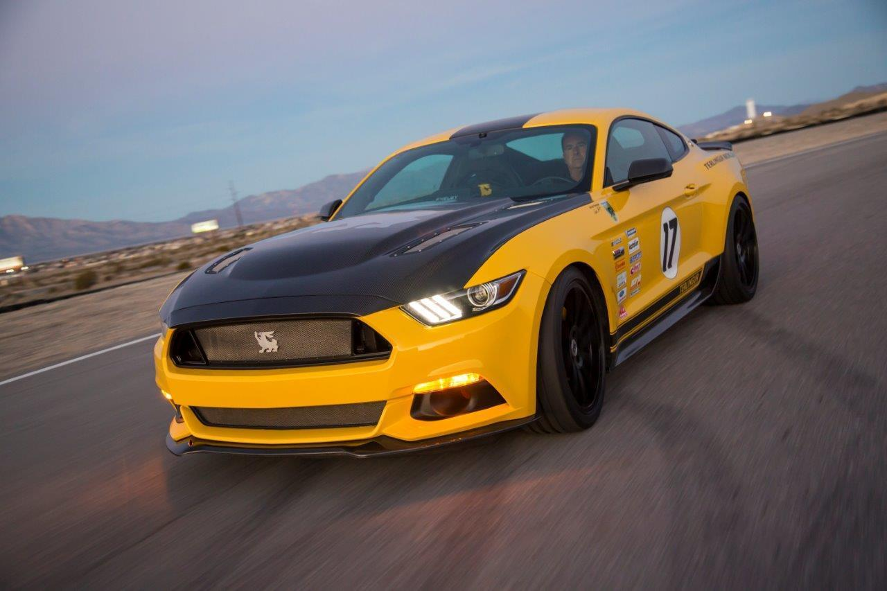 Back in '07, the company built its Terlingua as a boosted, 375-horsepower V6—pedestrian numbers in the new era of American muscle. The latest iteration based on the GT's V8 gets a Whipple supercharger, boasting over 750 horsepower, and capable of propelling the car from zero to 60 in 3.5 seconds.