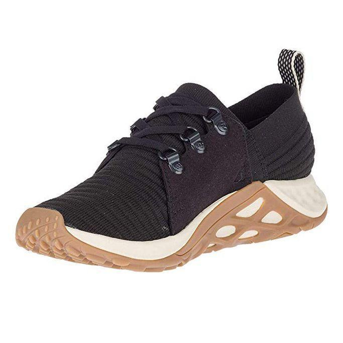 """<p><strong>Merrell</strong></p><p>amazon.com</p><p><a href=""""https://www.amazon.com/dp/B07FD25W4J?tag=syn-yahoo-20&ascsubtag=%5Bartid%7C10055.g.26960479%5Bsrc%7Cyahoo-us"""" rel=""""nofollow noopener"""" target=""""_blank"""" data-ylk=""""slk:Shop Now"""" class=""""link rapid-noclick-resp"""">Shop Now</a></p><p>Testers liked the Merrell AC+ Range for providing great cushioning, support, and traction. They feature a soft, stretchable upper with <strong>a rubber sole and toe cap, designed for traction and protection on rougher terrain</strong>. Dr. Metzl suggests these for patients to encourage """"development of ankle and leg stabilizing muscles,"""" and our experts agreed that these are a great pair to go hiking in.</p>"""