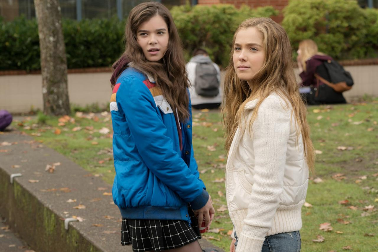 <p>Teen dramedies are a staple of midtier movies, but <strong>The Edge of Seventeen</strong> deserved to break out more than it did. The prickly mentorship between Hailee Steinfeld's Nadine and her favorite teacher (played by Woody Harrelson) gives the movie its off-kilter spine, and the overall approach to teenage-hood is refreshing on the whole. It's neither oversimplified for the sake of teaching a lesson nor overly edgy for the sake of being shocking - instead, it captures the emotional nuance and dark humor of being a teenager, more in the vein of a (less offensive, more modern) John Hughes movie.</p>