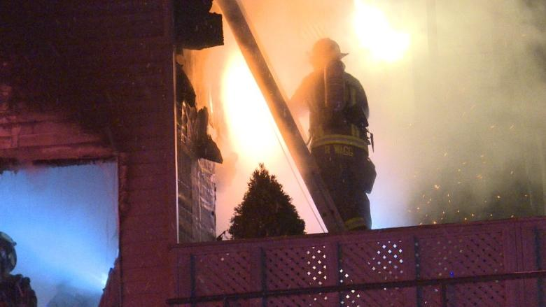 Man facing 7 charges after Yonge Street fire displaces at least a dozen residents