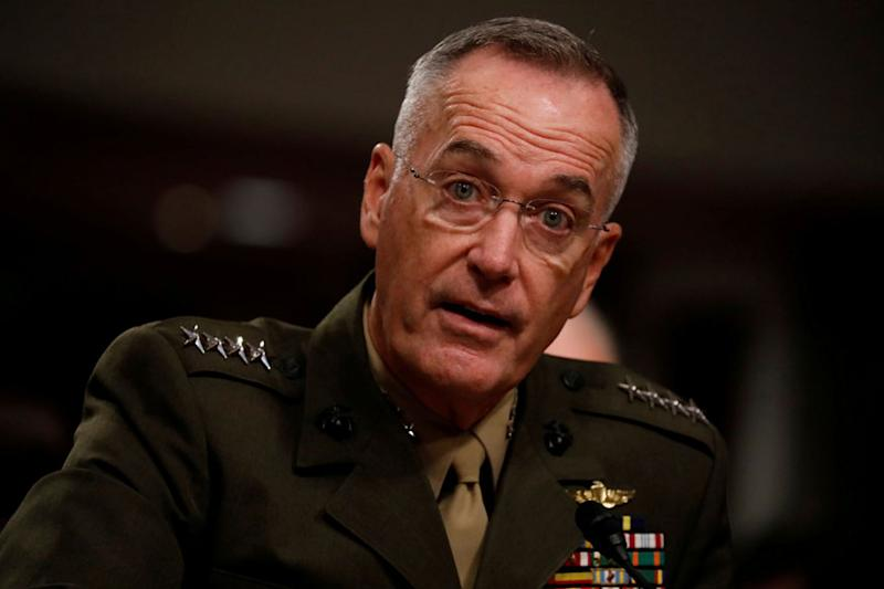 As Ties With Pakistan Worsen, Top US General Says 'Not Giving Up' Yet