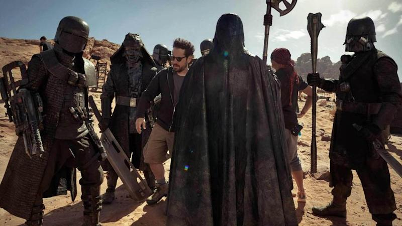"<p>The Knights of Ren have been fully revealed, and the fierce warriors look more vicious and deadly than we could have imagined. The mysterious order of elite warriors was revealed Wednesday, as the ""Star Wars"" flick was featured in Vanity Fair with a pictorial by photographer, Annie Leibovitz. In the pic, director J.J. Abrams can […]</p> <p>The post <a rel=""nofollow"" rel=""nofollow"" href=""https://theblast.com/star-wars-rise-of-skywalker-knights-of-ren-revealed/"">'Star Wars: The Rise of Skywalker' Reveals Infamous Knights of Ren</a> appeared first on <a rel=""nofollow"" rel=""nofollow"" href=""https://theblast.com"">The Blast</a>.</p>"