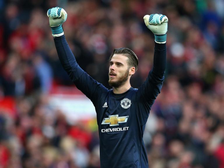 David de Gea papers over Manchester United's weaknesses at the back, says Gary Neville
