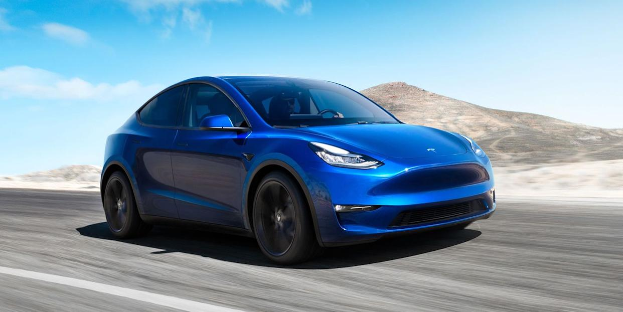 What We Know About the Tesla Model Y