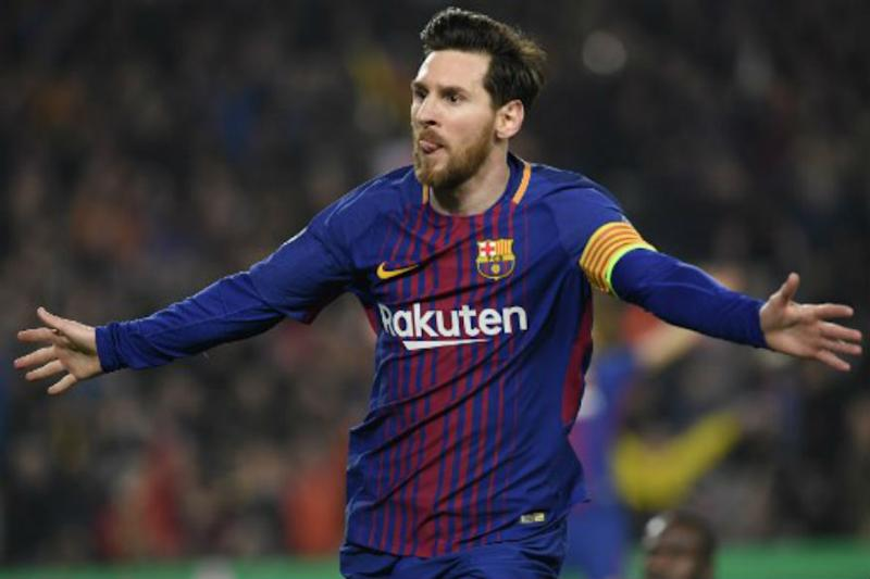 Champions League: Lionel Messi Back to Lead Barcelona Against Roma