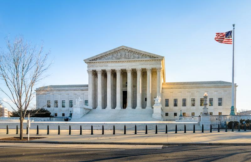 Gill v. Whitford, which pertains to partisan redistricting, was one of the most closely watched Supreme Court cases of this term. (diegograndi via Getty Images)
