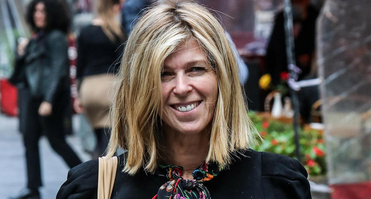 Kate Garraway's house has flooded. (Getty)