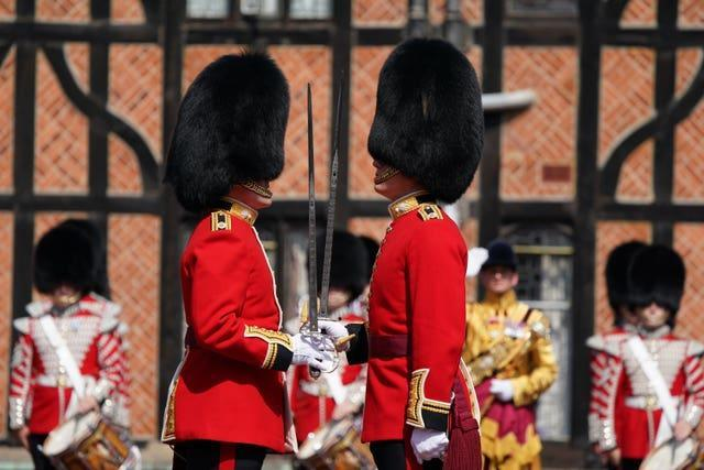 Changing of the Guard – Windsor Castle