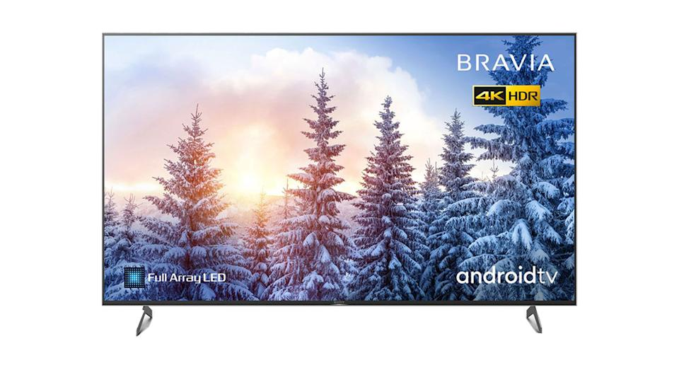 "SONY BRAVIA KD75XH9296BU 75"" Smart 4K Ultra HD HDR LED TV with Google Assistant"