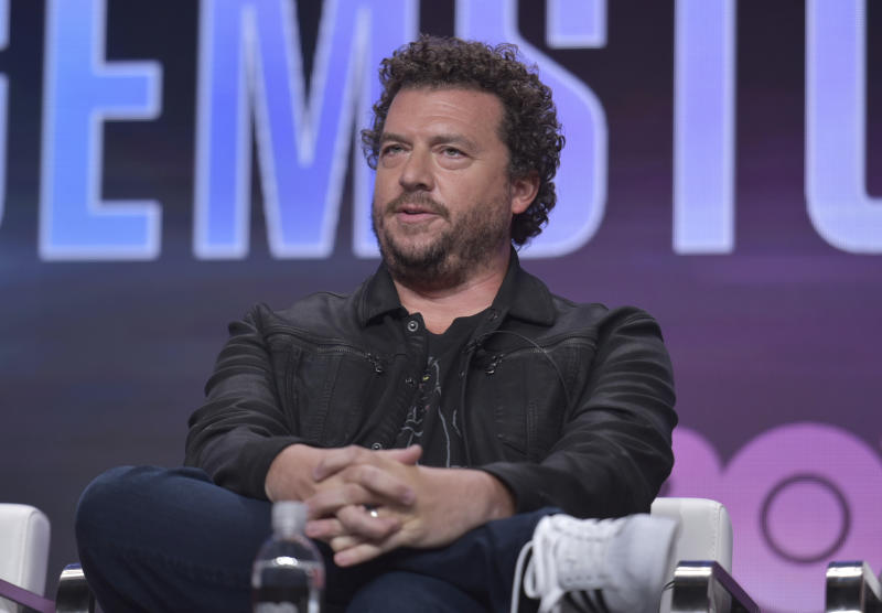 """Creator/executive producer/director/writer Danny McBride participates in HBO's """"The Righteous Gemstones"""" panel at the Television Critics Association Summer Press Tour on Wednesday, July 24, 2019, in Beverly Hills, Calif. (Photo by Richard Shotwell/Invision/AP)"""