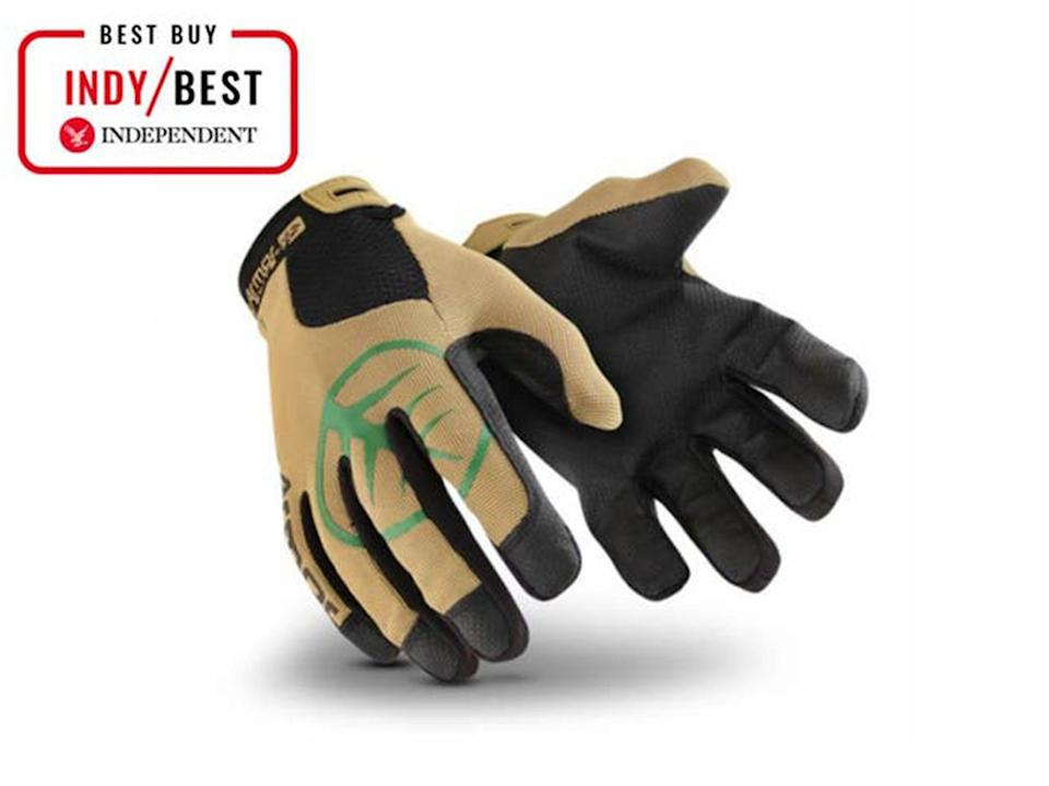 Keep hands clean and well-protected with a pair of robust gardening glovesThe Independent