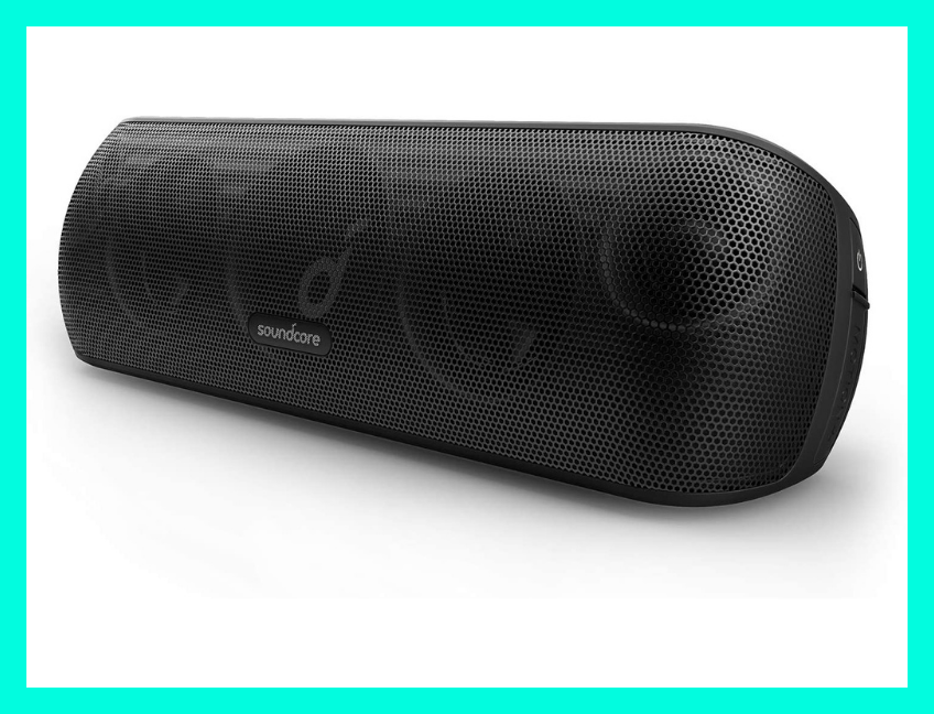 Today only: Save 30 percent on this Soundcore Motion+ Bluetooth Speaker. (Photo: Amazon)