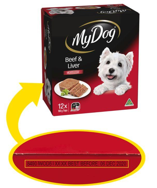 Dog Food Recall List 2020.My Dog Food Recalled Over Fears Of Plastic In 12 Packs