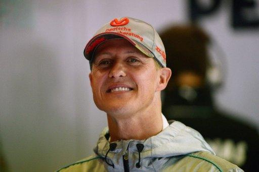 Michael Schumacher, seen here in August 2012, dismissed suggestions on Sunday that had already decided to leave Formula One again at the end of the season after he finished a strong seventh in his 300th race, the Belgian Grand Prix