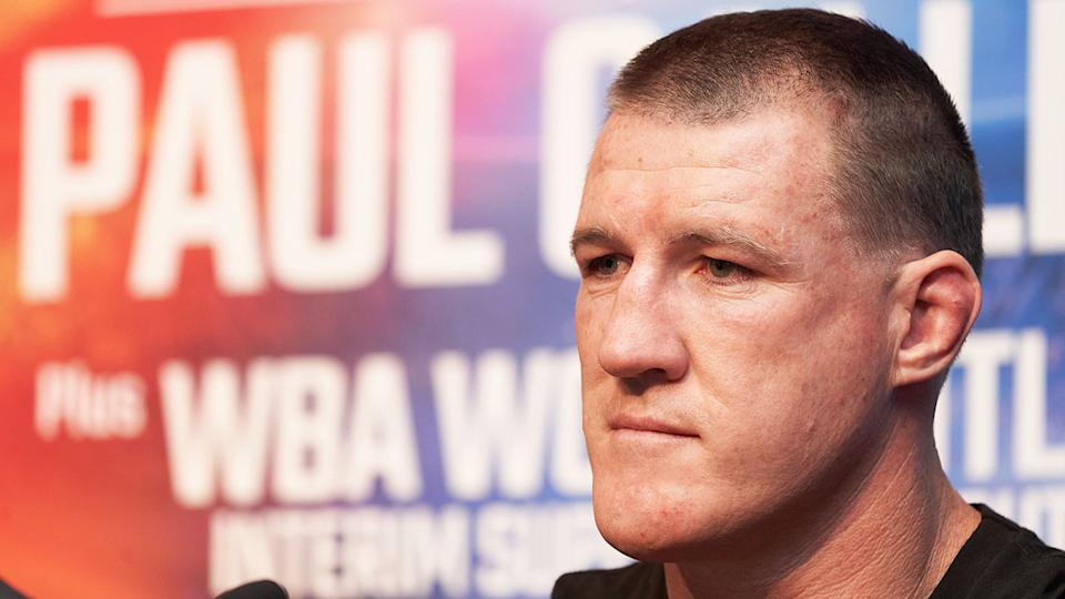 Paul Gallen says most critics don't realise how difficult boxing is.