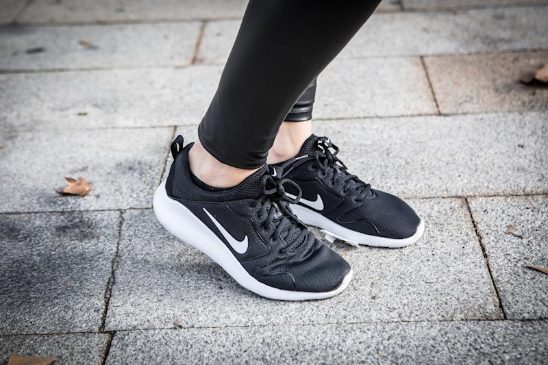 Nike has up to 50% off running essentials for a limited time. (Getty Images)