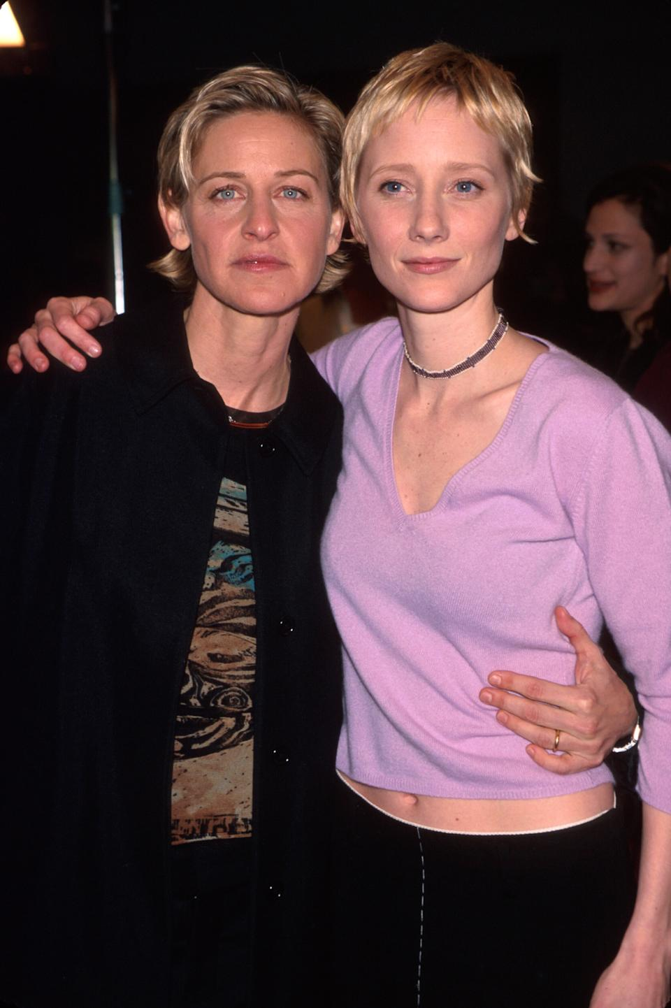 The wife that got away: Anne Heche says dating Ellen
