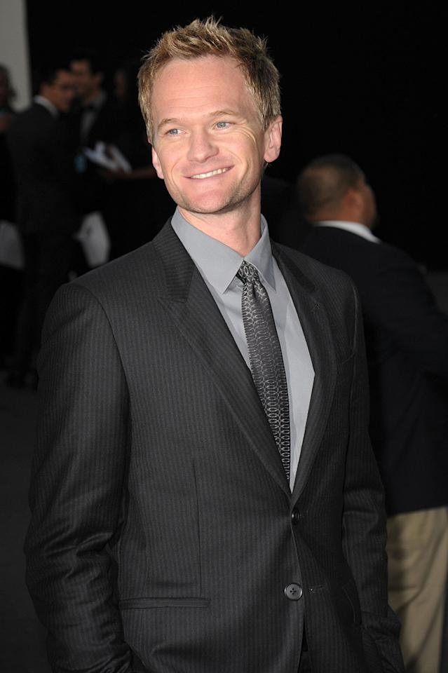 "<a href=""http://movies.yahoo.com/movie/contributor/1800024845"">Neil Patrick Harris</a> at the 21st Annual Producers Guild Awards in Hollywood, California - 01/24/2010"