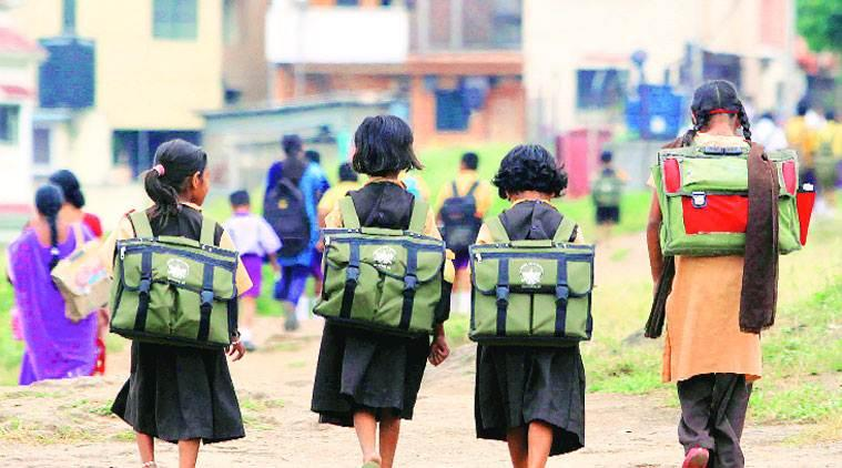 As sex ratio dips in Dangs, students told to write 'Beti Bachao, Beti Padhao' slogan