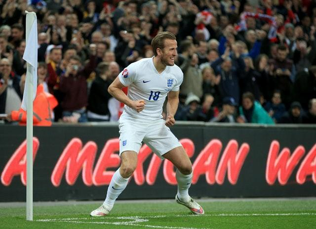 Kane will be looking to add to his 32 England goals when the Three Lions face Iceland on Saturday.