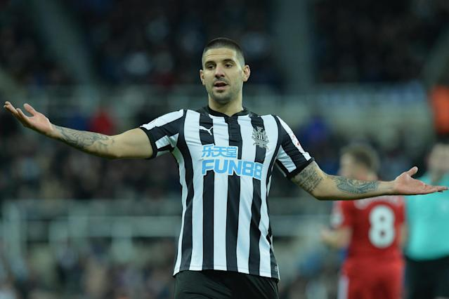 Fulham seal transfer deadline day deals for Newcastle's Aleksandar Mitrovic and Middlesbrough's Cyrus Christie