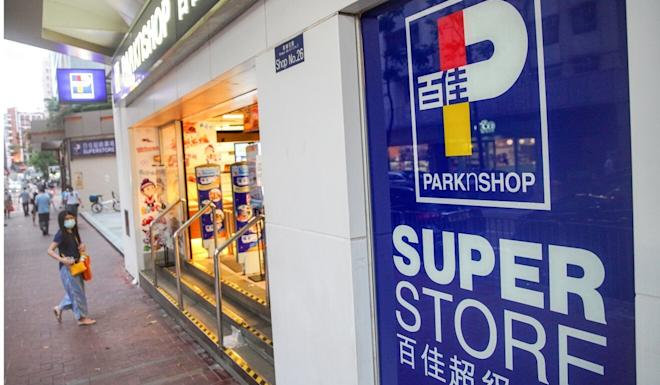 ParknShop food coupons will be distributed through 20 NGOs by the end of October. Photo: Winson Wong