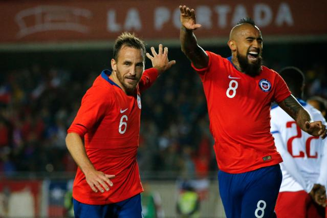 Will Chile win its third straight Copa America crown? (Getty)