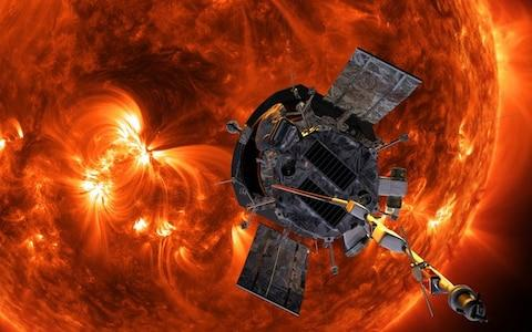 The Parker Solar Probe will go closer to a star than any mission has ever gone  - Credit: Nasa