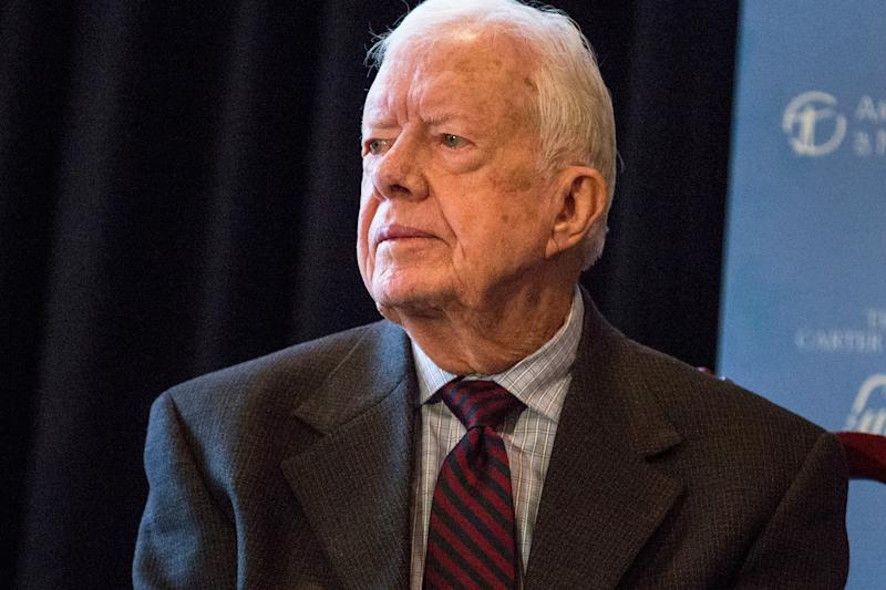 Jimmy Carter reportedly wants to discuss 'permanent peace' with North Korea's Kim Jong Un