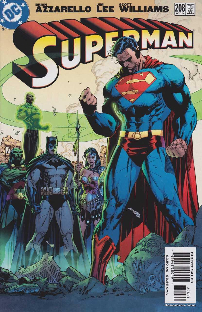 Cavill would love the next Superman film to share ideas from the For Tomorrow comic book arc