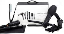 <p>The <span>NuMe The Dryer Bundle</span> ($300) is an all-inclusive set perfect for all your haircare needs.</p>