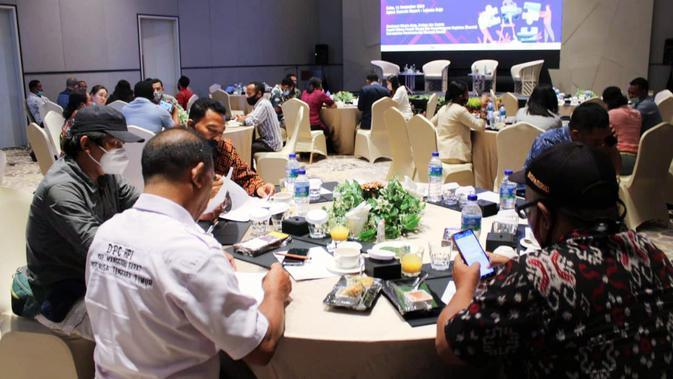 Kemenparekraf gelar Focus Group Discussion soal overland Flores (istimewa)