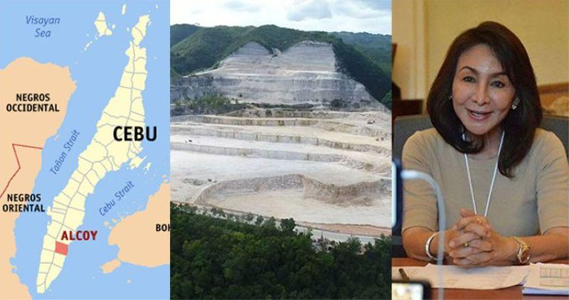 EXPLAINER: Dolomite issue not taken up by past Cebu governors, including Gwen. Lack of notice, public consultation and saving Siloy, ecology led to shutdown.