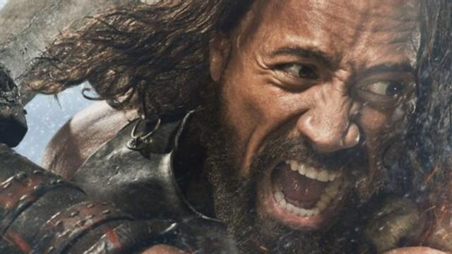The world was first introduced to Dwayne 'The Rock' Johnson as a pro-wrestler. But, the 41-year-old is making a name for himself as a major action star in his latest role in Hercules. The wrestler-turned-actor already has a buff bod, but told ET all about the process he went through to bulk up more and transform into the character.