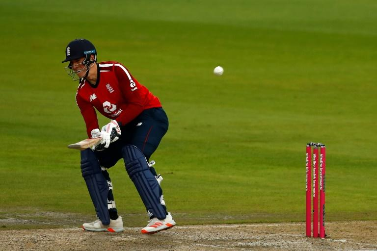 Banton hits out before rain ends 1st England-Pakistan T20