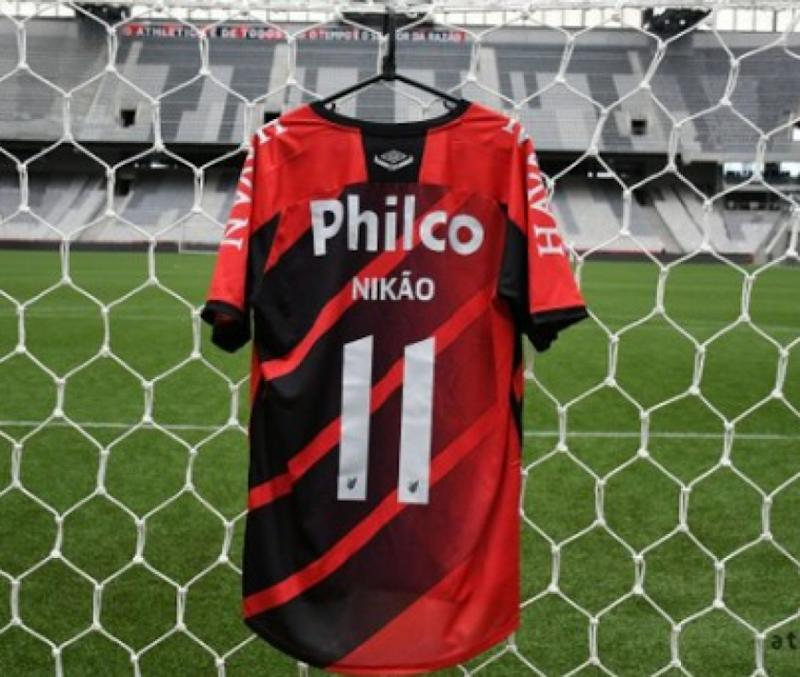 Athletico oficializa retorno do patrocínio da Philco