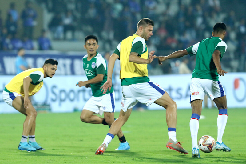 ISL 2019-20: Top Spot Up for Grabs as Defending Champions Bengaluru FC Take on Odisha FC