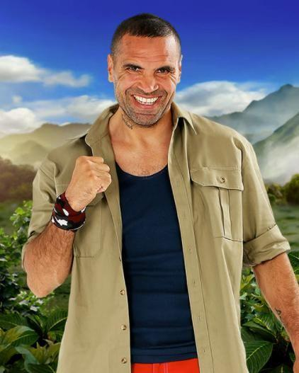 Anthony Mundine shared his thoughts on how women should dress on Monday night's episode of I'm A Celeb. Source: Ten
