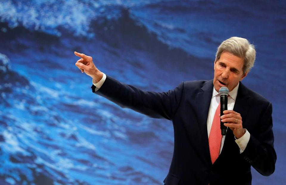 John Kerry, former US secretary of state, has been named as Joe Biden's special climate envoy.