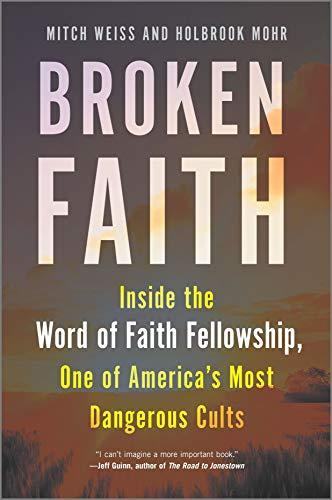 """Broken Faith,"" by Mitch Weiss (Amazon / Amazon)"