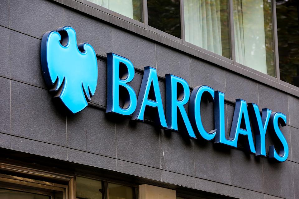 LONDON, UNITED KINGDOM - 2019/09/22: Barclays Bank logo seen in London. (Photo by Dinendra Haria/SOPA Images/LightRocket via Getty Images)