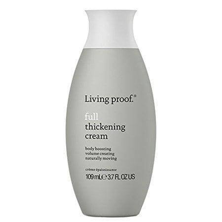 <p>Add body and volume to your hair with the <span>Living Proof Full Thickening Cream</span> ($17, originally $27).</p>