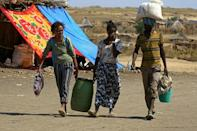 For more than three weeks now, Ethiopia and Tigray have engaged in fierce fighting that the International Crisis Group says has left thousands dead