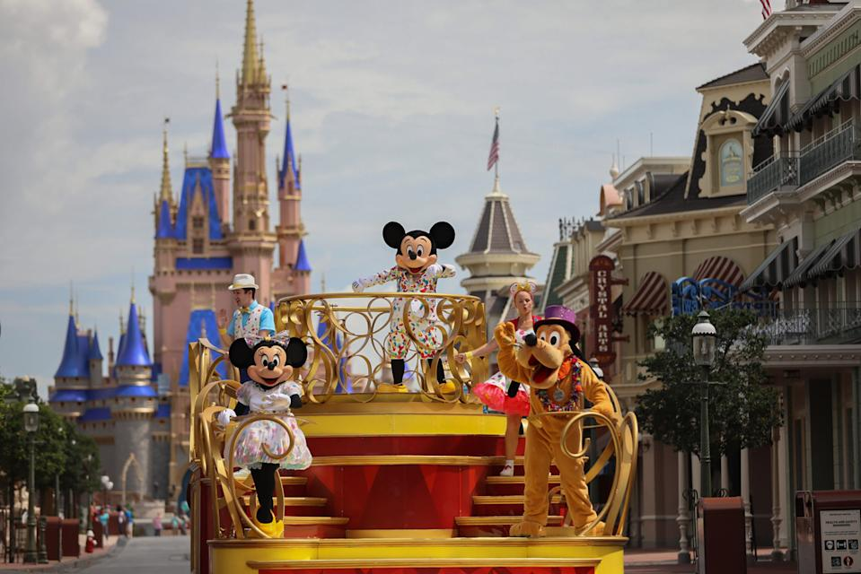 (Photo by Kent Phillips/Walt Disney World Resort via Getty Images)