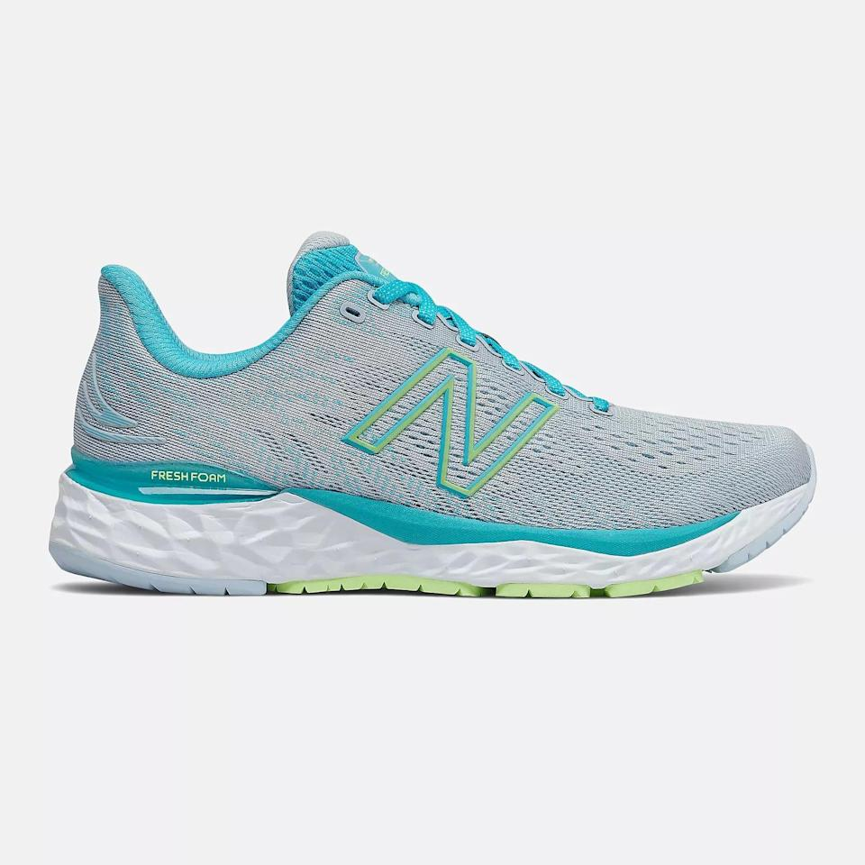 <p>A bit of a throwback, New Balance sneakers also made the list of most loved pairs. These new <span>New Balance Fresh Foam 880v11</span> ($130) shoes are made for running and training alike.</p>