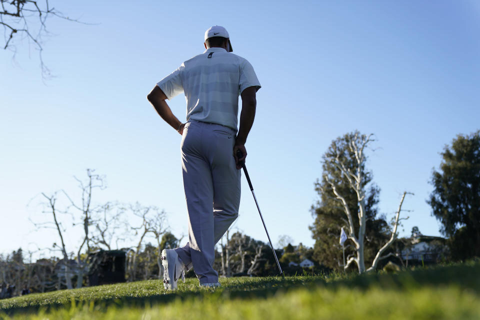 Tiger Woods has stacked coin all over the United States. (AP)