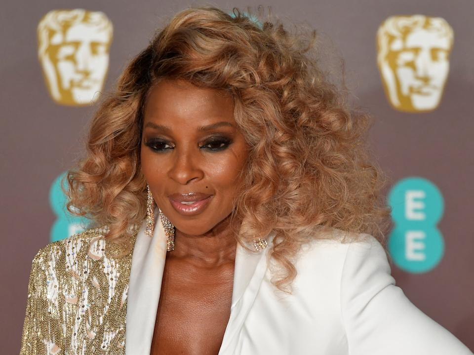 Mary J. Blige celebrated her 50th birthday on Jan. 11 with a tropical getaway. (Photo: REUTERS/Toby Melville)