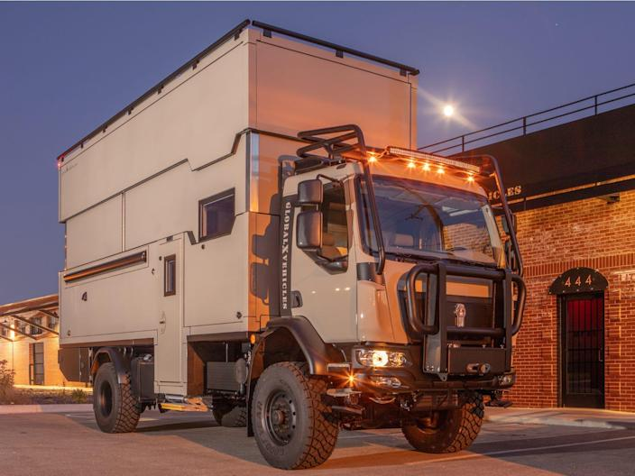 The Pangea from Global Expedition Vehicles. 3