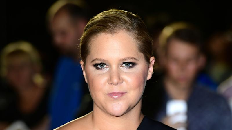 Amy Schumer: My lawyer pranked my personal trainer